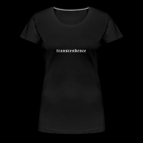 Classic TRANSCENDENCE fam-shirt - Women's Premium T-Shirt