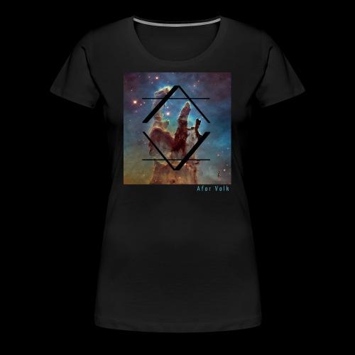 Afor Shirt Volk V1 - Women's Premium T-Shirt