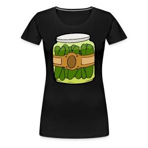 Guild Pickle - Women's Premium T-Shirt