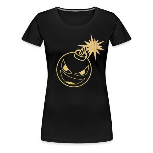 Bombs - Women's Premium T-Shirt
