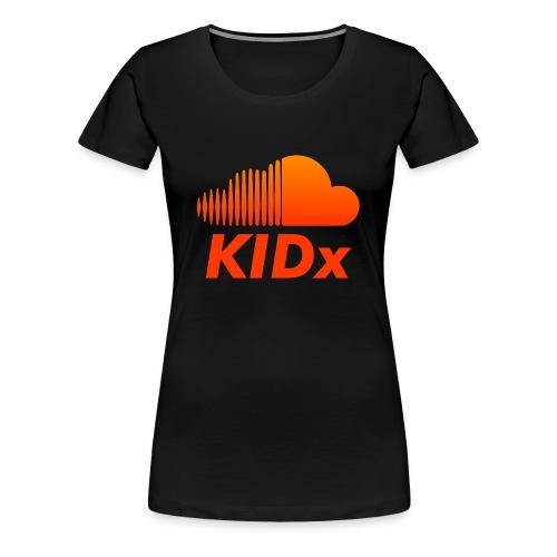 SOUNDCLOUD RAPPER KIDx - Women's Premium T-Shirt