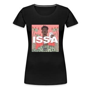 ISSA - Women's Premium T-Shirt