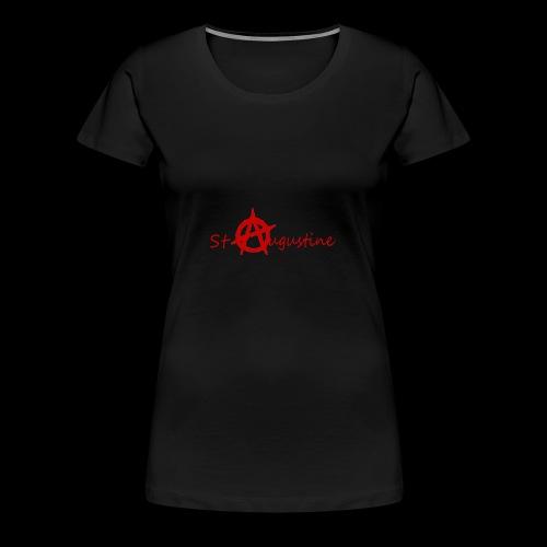 St Augustine - Women's Premium T-Shirt