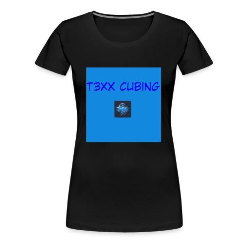Standard T-shirt - Women's Premium T-Shirt