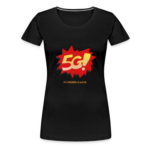five geeks mini 2 - Women's Premium T-Shirt