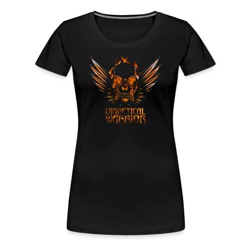 Diabetical Warrior - Women's Premium T-Shirt