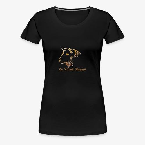 Sheepish - Women's Premium T-Shirt