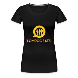 Lompoc Eats - Women's Premium T-Shirt