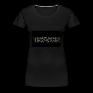 TR3VOR DESIGN - Women's Premium T-Shirt
