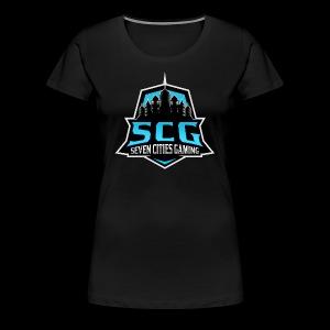 SCG LOGO - Women's Premium T-Shirt