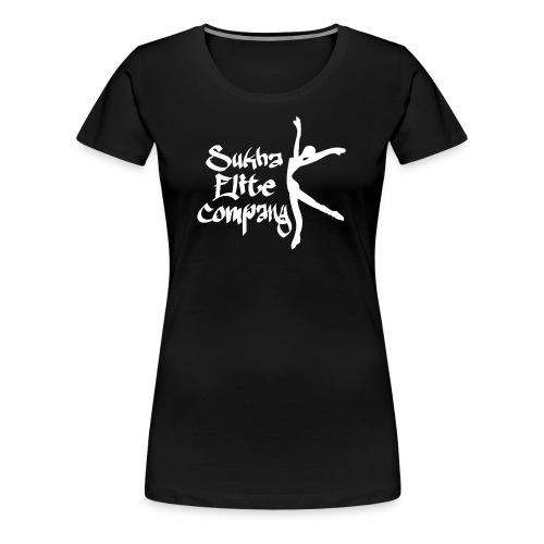 Sukha Elite Company - Women's Premium T-Shirt