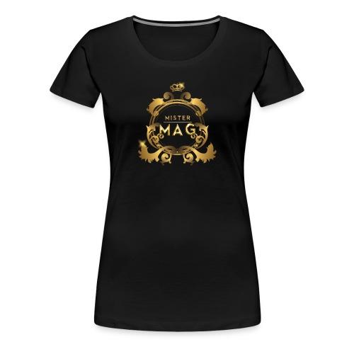 Mister Mag Merchandise - Women's Premium T-Shirt