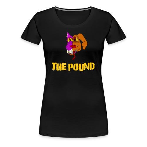 THE POUND - Women's Premium T-Shirt