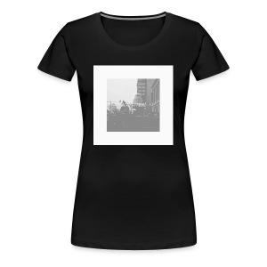 The King's Dead! - Women's Premium T-Shirt