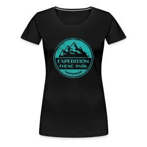 Expedition Theme Park - Women's Premium T-Shirt