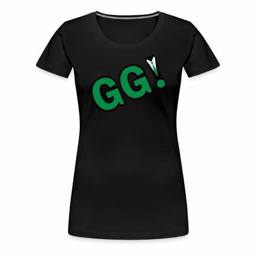GG! - Women's Premium T-Shirt