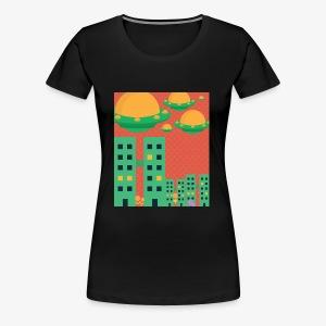 wierd stuff - Women's Premium T-Shirt