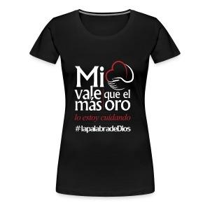Cuida el Corazón - Women's Premium T-Shirt