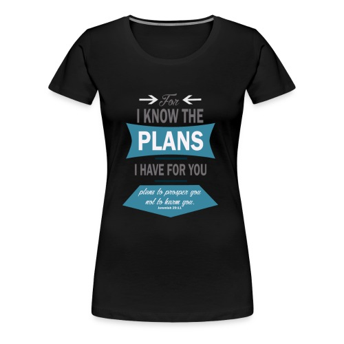 Jeremiah - Women's Premium T-Shirt