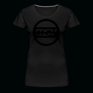 OBSRV Equilateral - Women's Premium T-Shirt