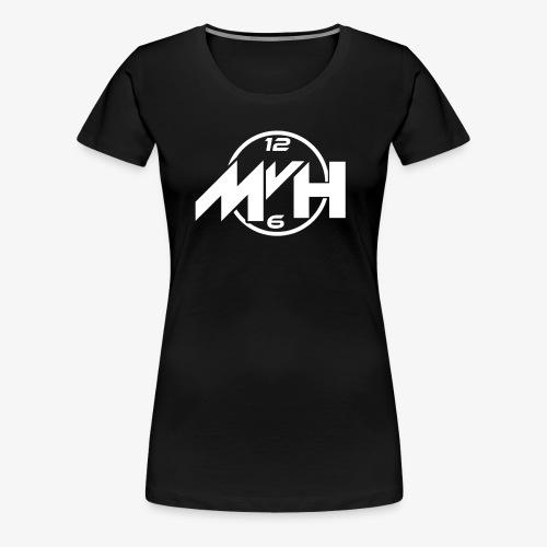 MVH 2.1 - Women's Premium T-Shirt