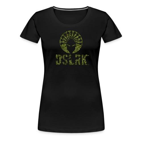 SNAKE DSLRK Shirts - Women's Premium T-Shirt
