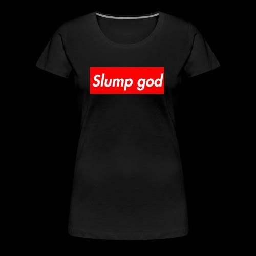 supreme god - Women's Premium T-Shirt