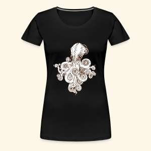 OCTOSTEAM - Women's Premium T-Shirt