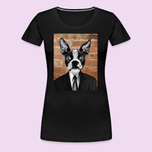 Reservoir Dog - Women's Premium T-Shirt