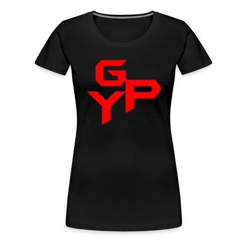 GamepartyYes - Women's Premium T-Shirt