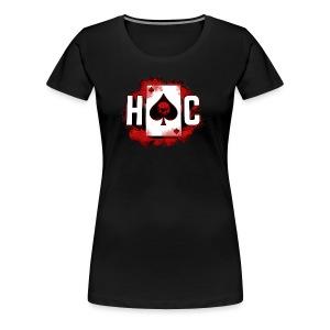 HoC Logo - Women's Premium T-Shirt