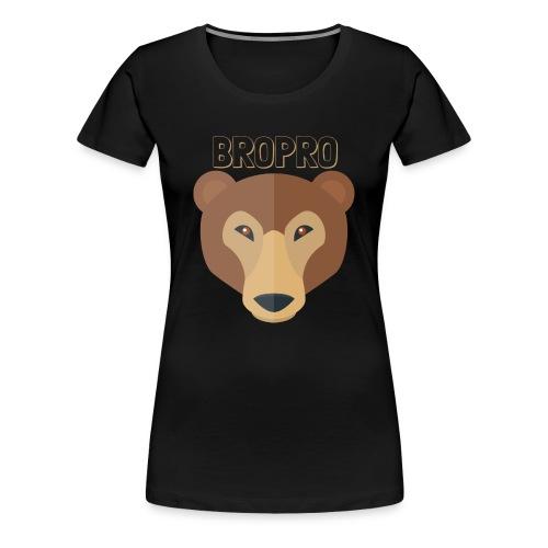 BROPRO - Women's Premium T-Shirt