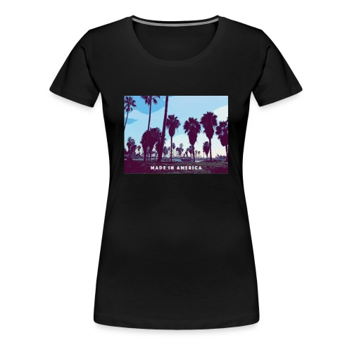 Made in America - Women's Premium T-Shirt