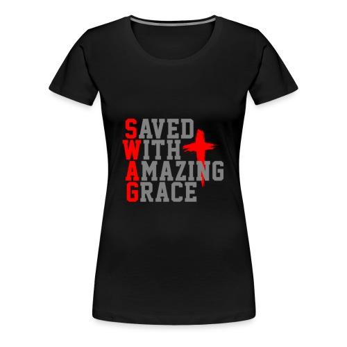 Swag For Christians - Women's Premium T-Shirt