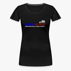Mothers Out Front Logo - Women's Premium T-Shirt