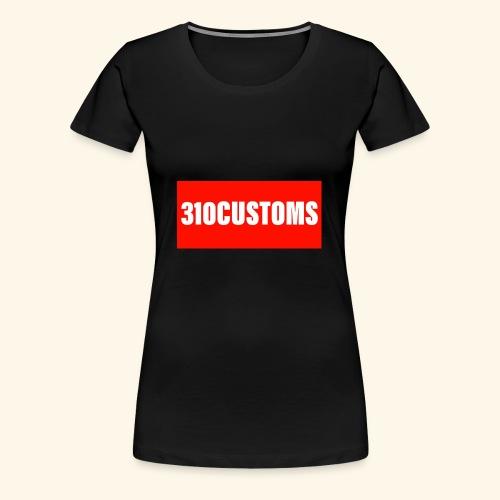 310customs - Women's Premium T-Shirt