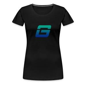 Give Esports Logo - Women's Premium T-Shirt