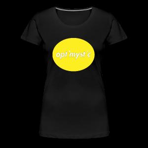 Limited Edition Optimystic - Women's Premium T-Shirt