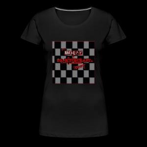Mr blak & Dr Bitchcraft shirt - Women's Premium T-Shirt