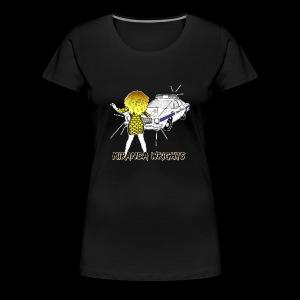 Miranda Gets Caught - Women's Premium T-Shirt
