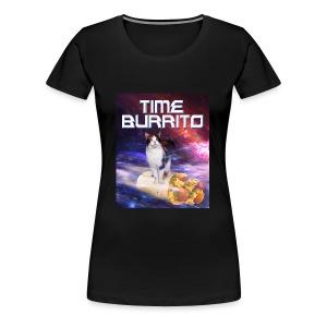 Time Burrito - Women's Premium T-Shirt