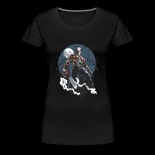 Evil Killer - Women's Premium T-Shirt