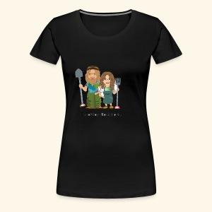 itzawayzback - Women's Premium T-Shirt