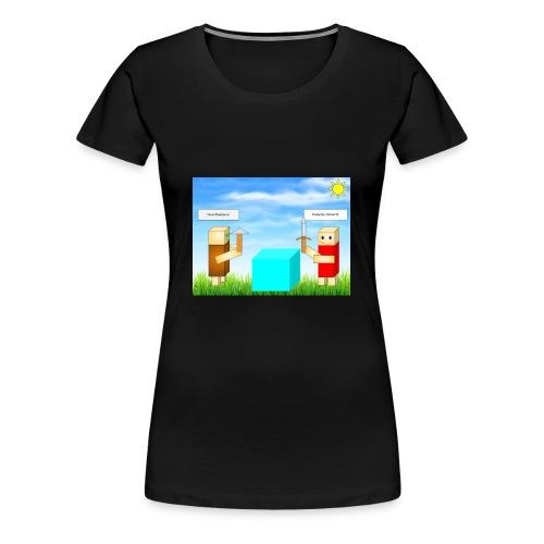 everyday gamer and devinthegamer merchandise - Women's Premium T-Shirt