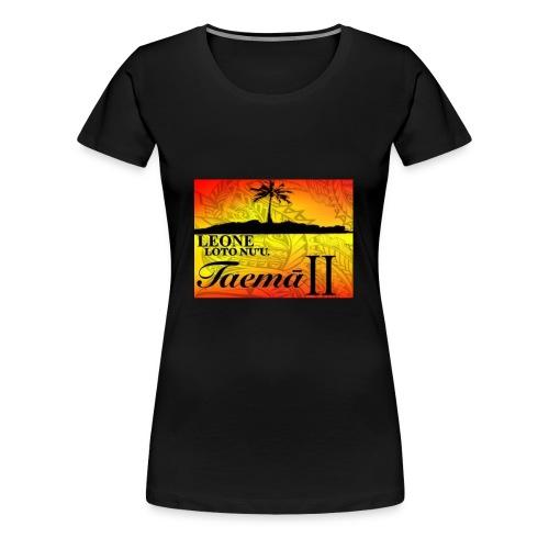 Leone Taemā 2 - Women's Premium T-Shirt