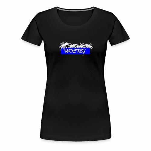 Supreme Trees (WhiteEDI) - Women's Premium T-Shirt