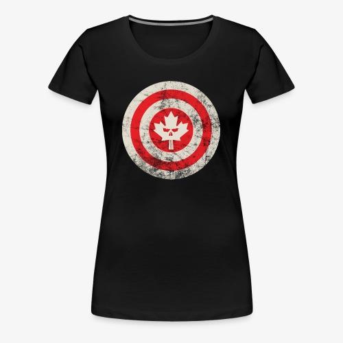 Canadian Shield - Women's Premium T-Shirt