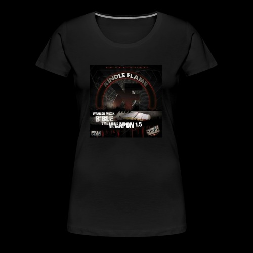Warrior Muzik - Women's Premium T-Shirt
