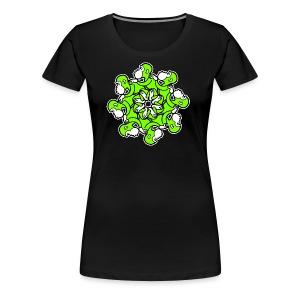 Monkey-Cluster - Women's Premium T-Shirt