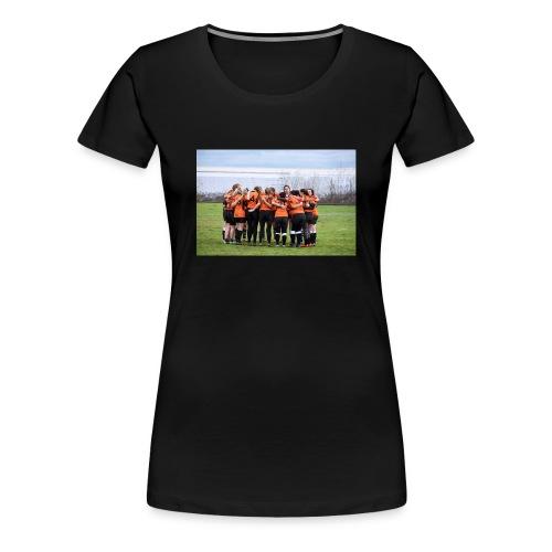 851_10154241778646756_143463374219674379_n_-1- - Women's Premium T-Shirt